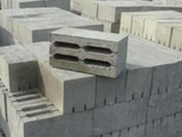 Блок пескоцементный М100 - фото 1