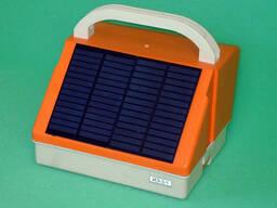 Блок питания электрического ограждения ИЭ-3-1, работает от встроенной аккумуляторной. ..