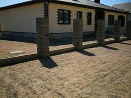 Блок столбовой наборный (заборный)