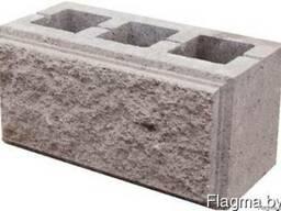 Блоки бетонные декоративные для забора