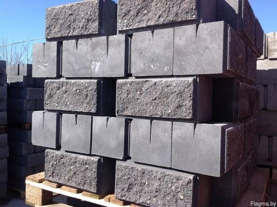 Блоки для заборов, столбов, фундаментов и стен