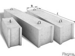 Блоки ФБС блоки стен фундаментов 24.4.6
