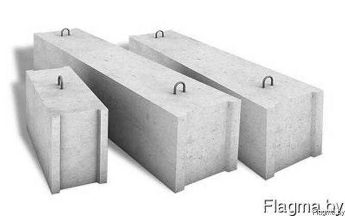 Блоки фундаментов ФБС 9.3.6