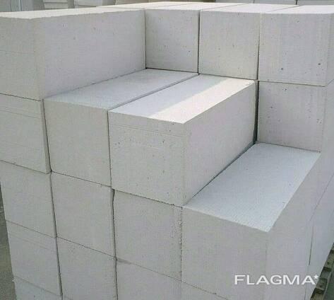 Блоки газосиликатные , кирпич.