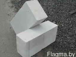 Блоки газосиликатные, кирпич