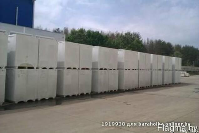 Блоки газосиликатные на клей Забудова, Сморгонь