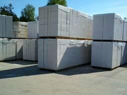 Блоки газосиликатные (ячеистого бетона)