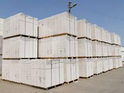 Блоки газосиликатные Забудова 625*300*250. Доставка, разгруз