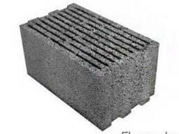 Блоки керамзитобетонные для стен 490х300х240
