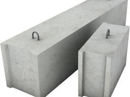 Блоки стен и фундаментов ФБС