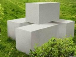 Блоки стеновые газосиликатные, кирпич доставка в Гродно
