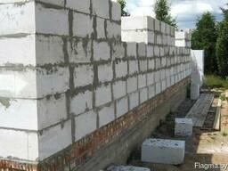 Блоки стеновые низкие цены, любой размер, доставка