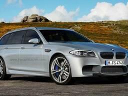 BMW F10 3.0d, 2011 г. в. N57D30A.
