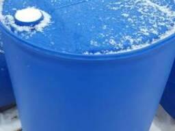 Бочка пластиковая 227 литров под пробку