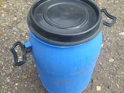 Бочка полиэтиленовая 60 литров бу