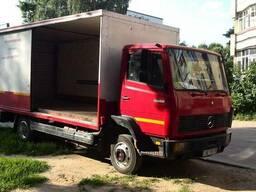 Большой мебельный фургон Могилев