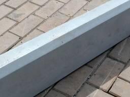 Бордюрный камень 1000*210*70 мм. Собственное производство.