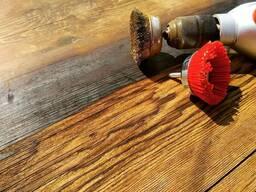 Браширование древесины ● Услуги