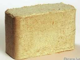 Брикеты топливные древесные сосна (ст. руф-ruf) 10 кг