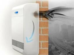 Бризер Tion O2 прибор бытовой приточной вентиляции для кварт