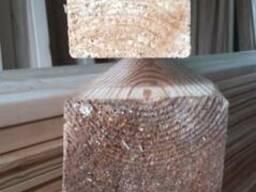 Брусок строганный из лиственницы 20/35/45х40/35/45х2,0-3,0м