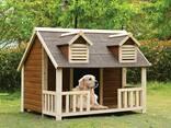 Будка для собак - фото 1