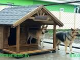 Будка для собак - фото 8