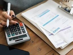 Бухгалтерские услуги для ИП, малого бизнеса