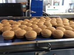 Булочки для гамбургеров и хот-догов