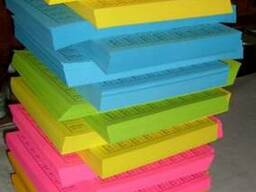 Бумага цветная для печати в ассортименте