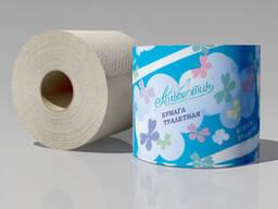 Бумага туалетная 160 г с гильзой