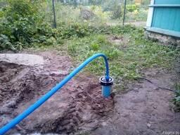 Бурение и обустройство скважин на воду.