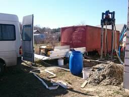 Бурение скважин на воду в Бресте и области