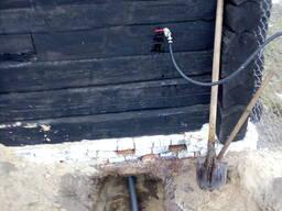 Бурение скважин в доме и на улице - фото 3