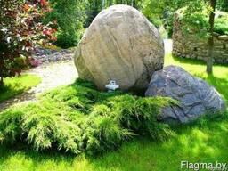 Бутовый камень для ландшафта