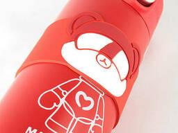 Бутылка (термос) для воды (350 мл) (4вида)