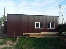 Бытовка строительная для стройки, дачи 7x3