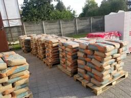 Купить цемент с доставкой в Гродно