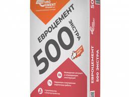 Цемент М500 Д20 (ЦЕМ II/А-Ш 42,5Н), 1000 кг // Евроцемент // Портландцемент