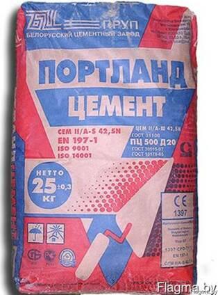 Цемент с доставкой Руденск, Свислочь, Дружный