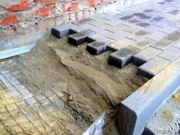 Цементно-песчаная смесь самосвалом