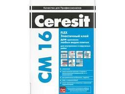 """Ceresit CM 16 - Эластичный клей для плитки """"Flex"""""""