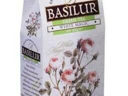 "Чай Basilur ""Белое Волшебство"" зеленый, улун 100 г"