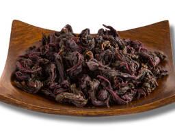 Чай из красных листьев амаранта (оранжевый).