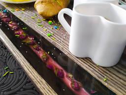 Чайная доска (поднос, подставка) Rose Tea