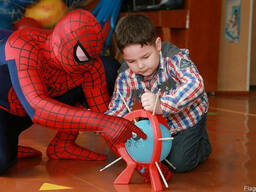 Человек паук Аниматоры