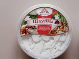 Чесночный соус с пряностями ЭКСТРА 400 г Розница/10 кг Опт
