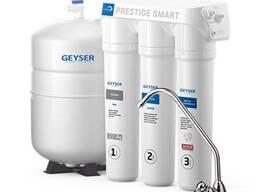 Чистая вода. система обратного осмоса гейзер престиж