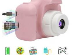 Цифровой детский фотоаппарат D600
