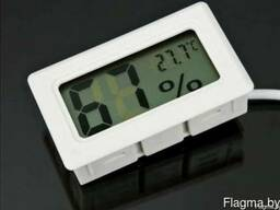 Цифровой термометр влагомер (гигрометр) c внешним датчиком